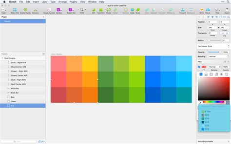 color palette app a simple trick for creating color palettes quickly
