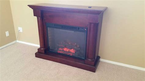 letgo charmglow electric fireplace gr in san jose ca