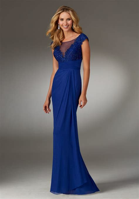 Evening Wedding Gown by Evening Gowns Of The Dresses Morilee