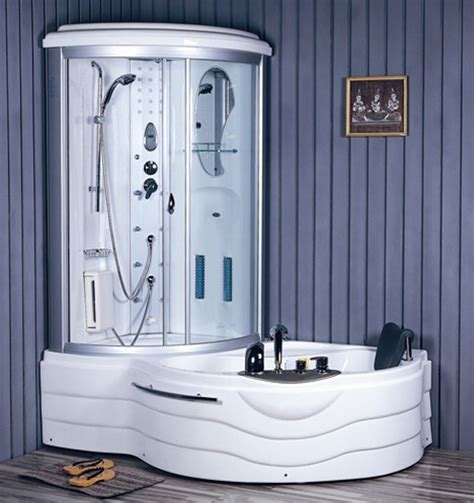 bathtub steam shower combo steam shower bathtub 171 bathroom design