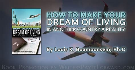 how to make your of living in another country a reality books how to make your of living in another country a