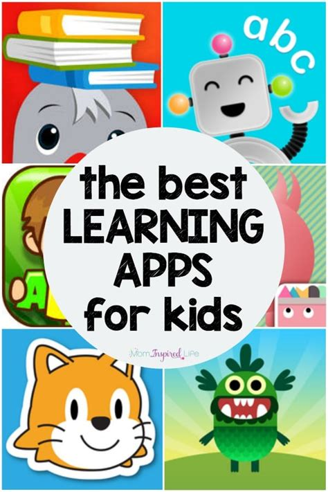 looking at learning apps in the best educational apps for