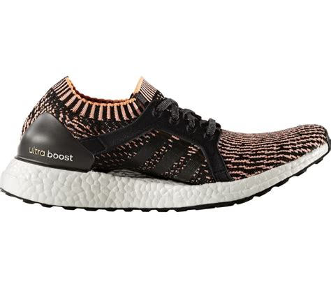 adidas ultra boost x s running shoes black orange buy it at the keller sports