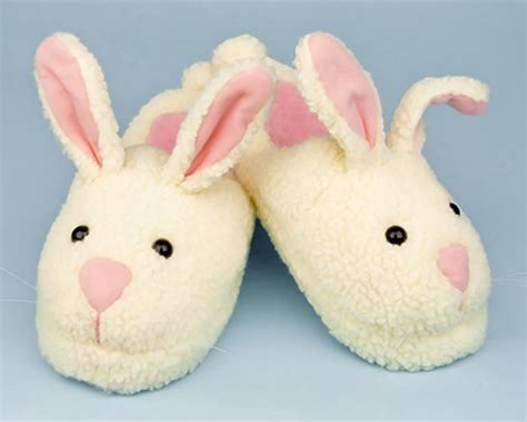 rabbit slippers for adults classic bunny slippers fuzzy bunny slippers