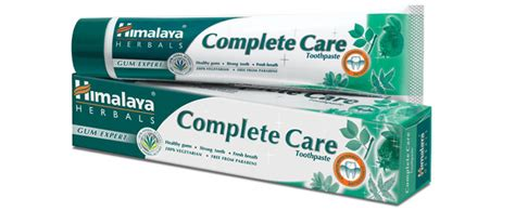 Pasta Gigi Herbs Fluoride Toothpaste complete care toothpaste by himalaya herbals