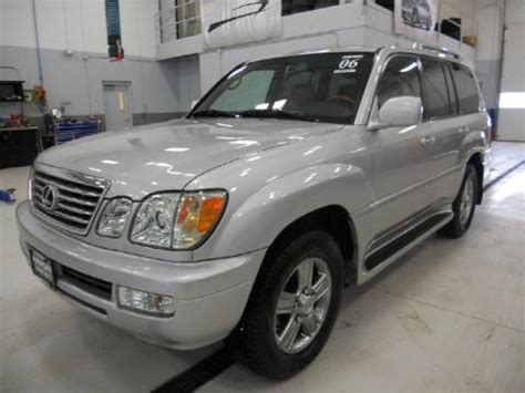 airport acura cleveland used 2006 lexus lx 470 for sale stock i301117a