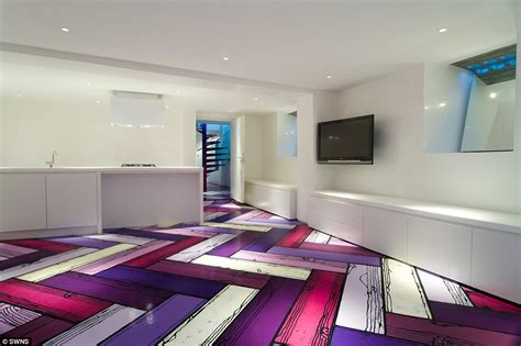 Home Decor Uk Online notting hill home transformed into rainbow space with