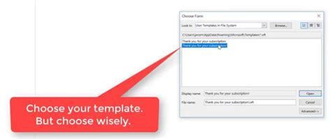 how do you create an email template in outlook 2010 how to create an email template in outlook