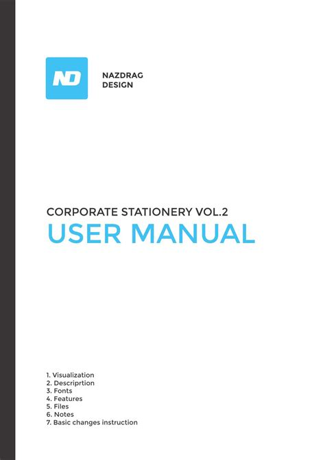 2 silence a user s guide volume two application books corporate stationery vol 2 user manual by nazar draganchuk