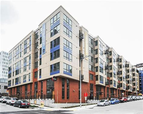Midtown Apartments Boulder Co Jv Acquires Seattle Community For 141m