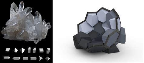 «Quartz»: The Crystal Imaged Armchair