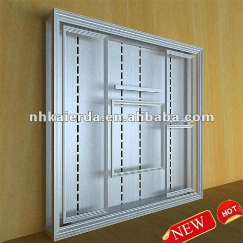 Shop Racks Price Factory Price Retail Wood Wall Display Rack Clothes Wall