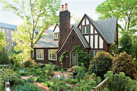 tudor style cottage tudor cottage charming home exteriors southern living