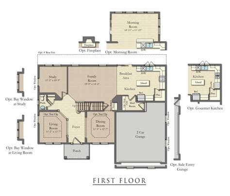 dan ryan builders floor plans dan ryan builders silver maple floor plan floor matttroy
