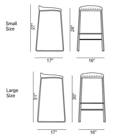 how to measure for bar stools 17 best images about dimension on pinterest bathroom