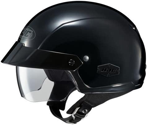 mens motocross helmets 89 99 hjc mens is cruiser half helmet 2014 197069
