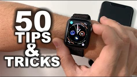 Apple Series 4 50 Tips by 50 Best Tips Tricks For Apple Series 4