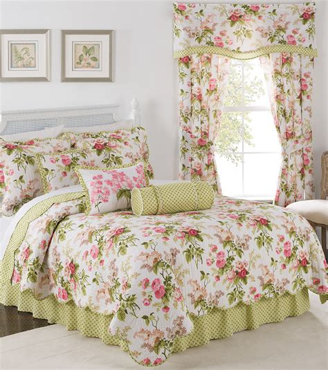 Bedroom Curtains And Bedding by Bed Bedding Beautiful Waverly Bedding For Cozy Bedroom