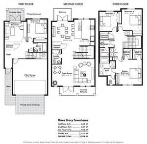 townhouse floor plans story car pictures more town house plan lcxzz with best regarding