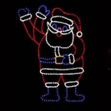 waving santa lights 1000 images about light displays on