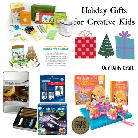 kid craft gift ideas great gift ideas for creative our daily craft