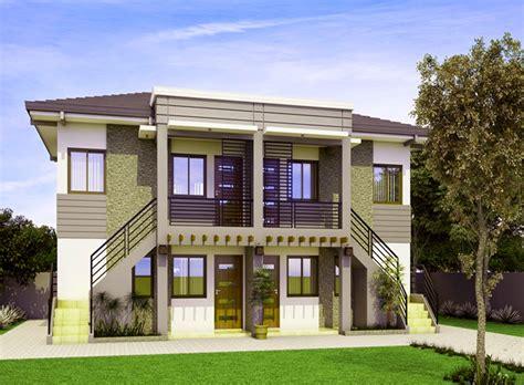 desain rumah tinggal kost