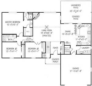 one floor open concept house plans one story house plans with open concept house plan