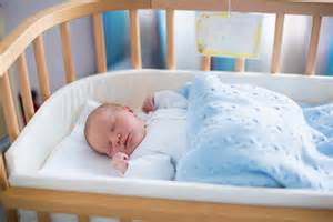Baby Will Not Sleep In Crib More Infant Deaths Blamed On Crib Bumpers