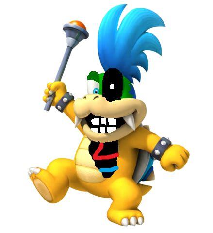 yoshi the legend of chaos mario fanon wiki fandom powered by wikia image robot larry koopa png fantendo the fanon wiki