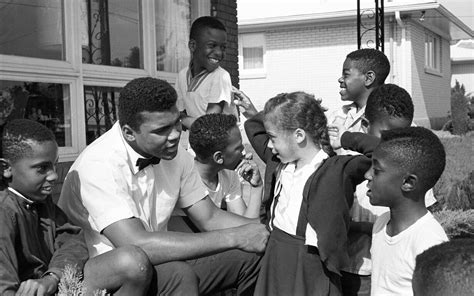 Muhammad Ali In Three muhammad ali was and greatest the new