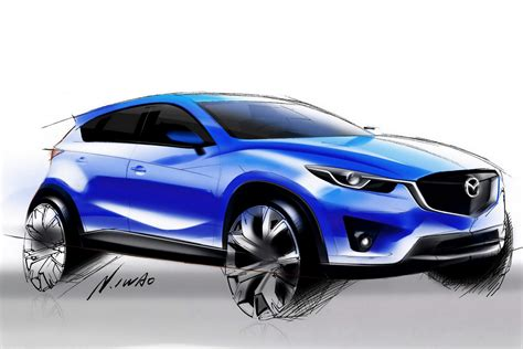who makes mazda all mazda cx 5 crossover makes its premiere in
