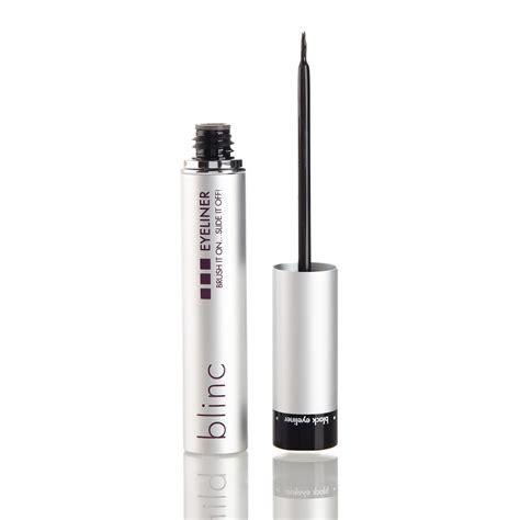 Eyeliner Liquid liquid eyeliner brush no smudge eyeliner blinc