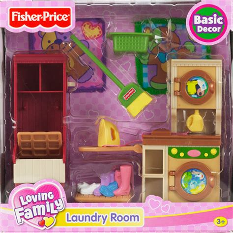 fisher price loving family doll house furniture fisher price loving family dollhouse furniture laundry room walmart com