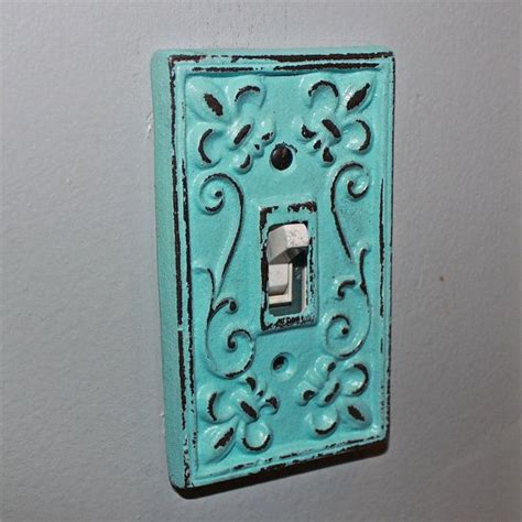 Decorative Switch Covers by Aqua Decorative Light Switch Plate Single Switch Cover