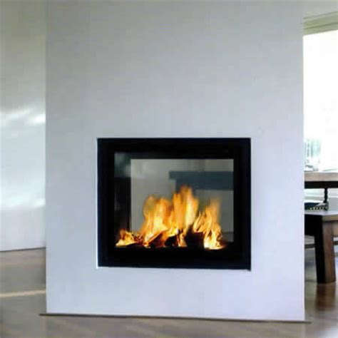Two Sided Wood Burning Fireplace Insert by 2 Sided Electric Fireplace Insert Images