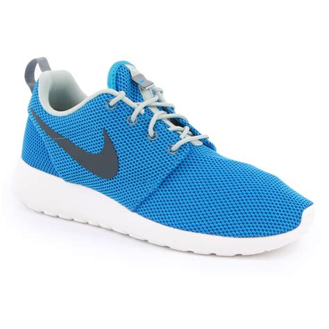 cheap nike running shoes nike roshe run blue