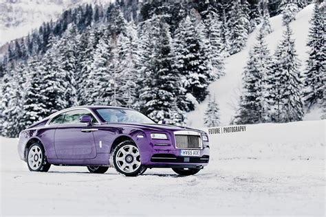 drake rolls royce snow switzerland at its best rolls royce wraith reportage in