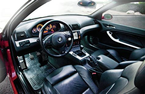 E46 Coupe Interior by Bmw M3 E46 Interior Image 152