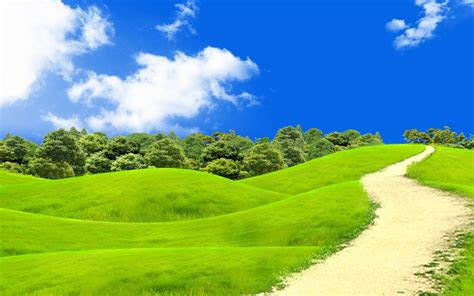 hill background green wallpaper wallpapersafari