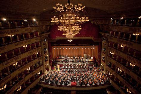 Baleto Tosca concerto di natale teatro alla scala milanoreporter