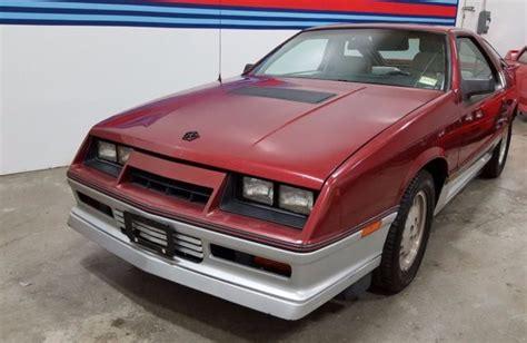 1984 dodge daytona turbo z for sale 1b3ba64e3fg180431 1985 dodge daytona turbo z