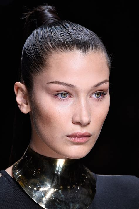 Bella Hadid's Best Makeup and Hair Looks   Teen Vogue