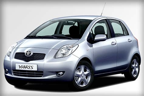 Fuel Efficiency Toyota Yaris Toyota Yaris 1 4 Litre D 4 D Diesel Engines Are Refined