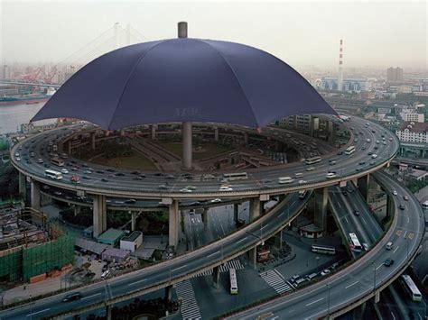 world largest world s largest umbrella in china simply amazing world