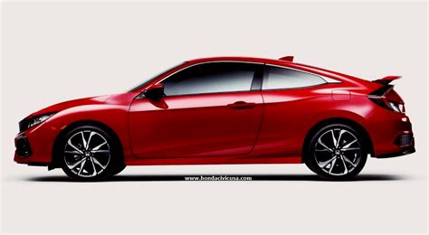 2019 Honda Civic Coupe by 2019 Honda Civic Coupe Touring Review Honda Civic Updates