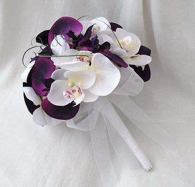 best 25 orchid bridal bouquets ideas on purple and white flowers purple orchid
