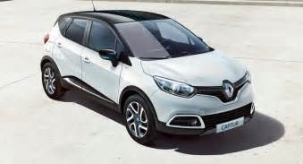 Leather Seat Upholstery Renault Updates Its Captur Range In Britain