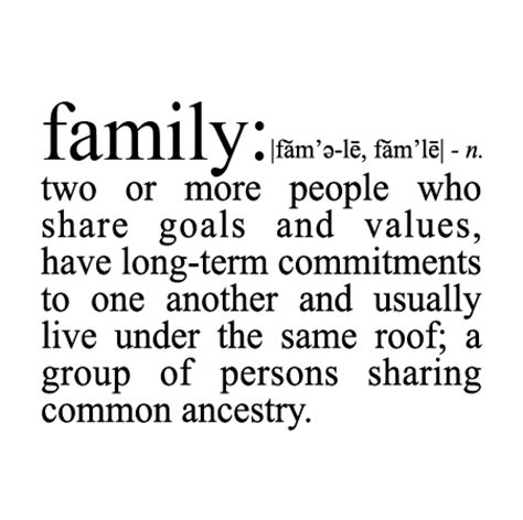 the origin of the family property and the state books family definition wall quotes decal wallquotes
