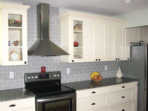 Tiled Backsplash tiled white backsplash white kitchen backsplash ideas gray
