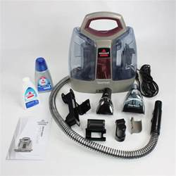 bissell spotclean portable spot and stain carpet cleaner